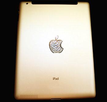 iPad 2 стоимостью пять миллионов фунтов стерлингов