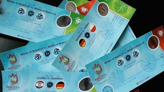 Билеты на ЕВРО-2012!