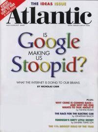 Делает ли Google людей тупее?