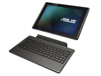 Asus вывела на рынок планшет-трансформер
