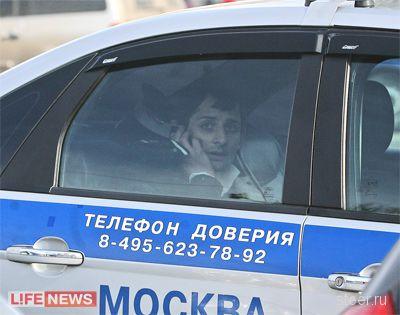 Audi TT врезалась в кортеж генпрокурора РФ