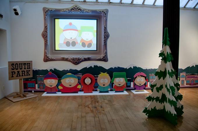 �������� ���� ������� � ����� South Park