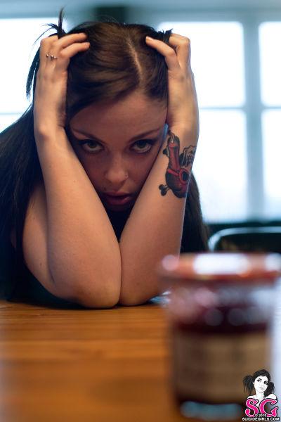 Подборка Suicide girls