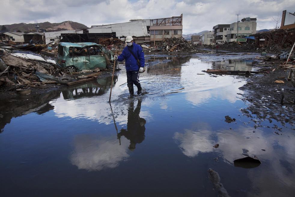 Япония через две недели после катастрофы