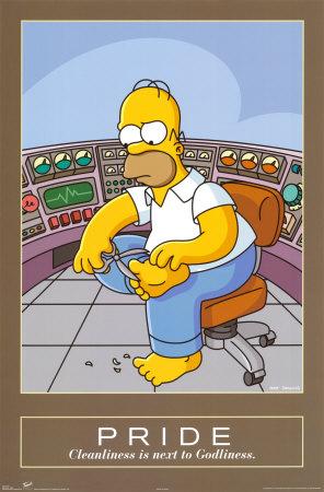 33 мудрости Гомера Симпсона