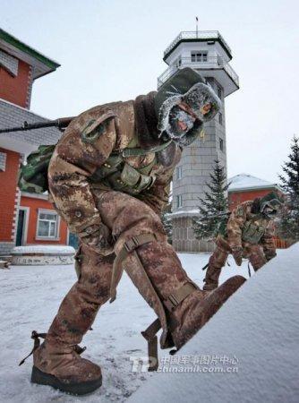 Армия Китая - нет юдашиным и табуреточникам!