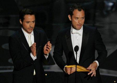 Как раздавали Оскаров