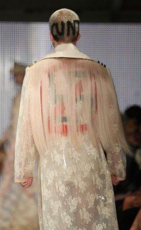 Шокирующая мода Чарли Ле Минду