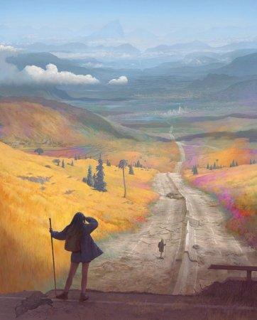 Рисует Steven Stahlberg