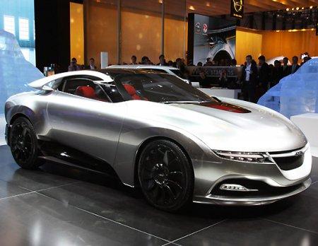 Концепт-кар PhoeniX от Saab