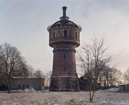 Заброшенные здания в Германии