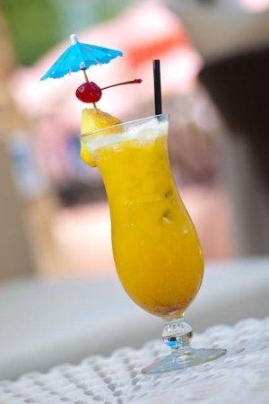 """[напитки] Коктейль """"Гавайский сон"""""""