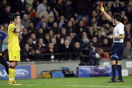 «Арсенал» и «Рома» вылетают из Лиги Чемпионов