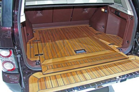 Роскошная версия Range Rover Autobiorgaphy Ultimate Edition
