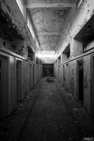 Заброшенный курорт КГБ