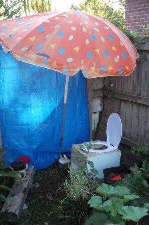 Лучший сельский туалет