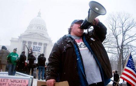Учимся протестовать: Лежачий протест в США