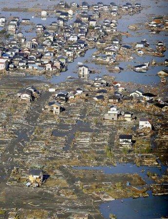Трагедия в Японии. Фотоотчёт