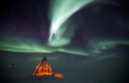Такая Антарктика
