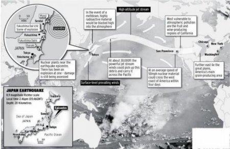 Авария на АЭС «Фукусима» затмит Чернобыльскую катастрофу по масштабам и последствиям