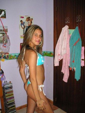 Частные фото юнных девушек