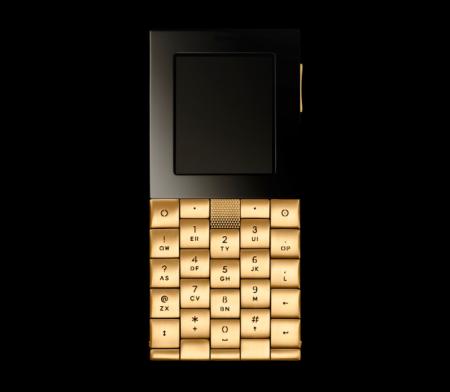 Имиджевый телефон от Yves Behar