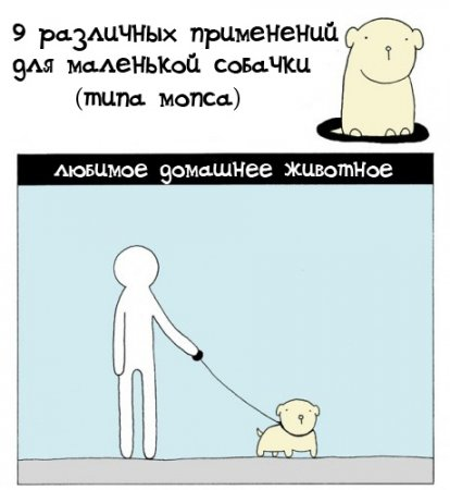 Используй свою животинку правильно
