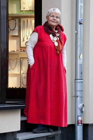 Уличная мода в Берлине