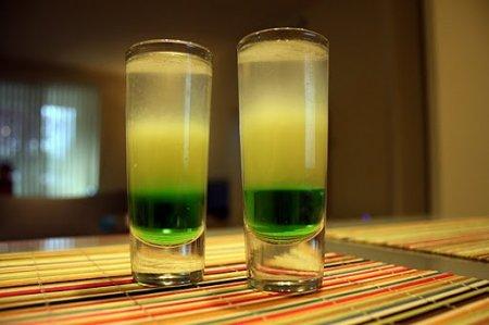 """[напитки] Коктейль """"Зеленый мексиканец"""""""