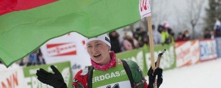 Домрачева выиграла малый Кубок мира в масс-старте
