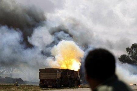В Ливии жарко