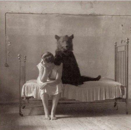 Идиотские старинные фото