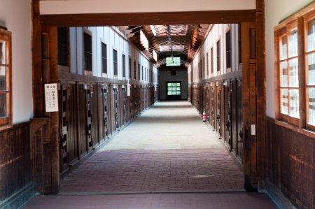 Япония. Тюрьма Абашири. Музей