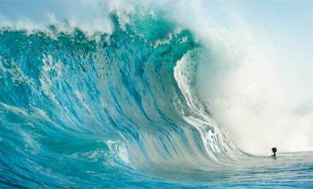 Как создаются фотографии волн