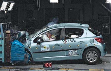 Peugeot 207 назвали самым надежным европейским автомобилем