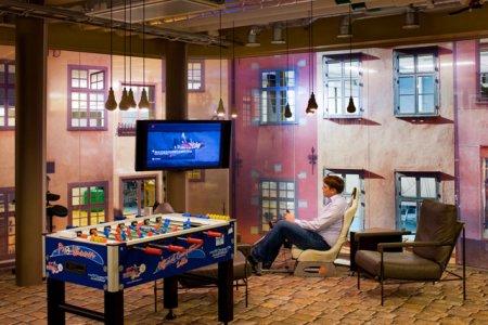 Офис Гугла в Стокгольме