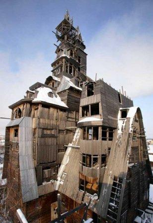 Необычные здания со всего света (40 фото)