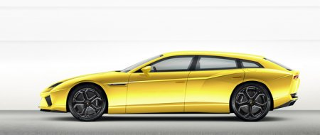 Lamborghini готовит серийный универсал?