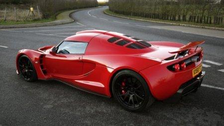 3-ий номер (Hennessey Venom GT)