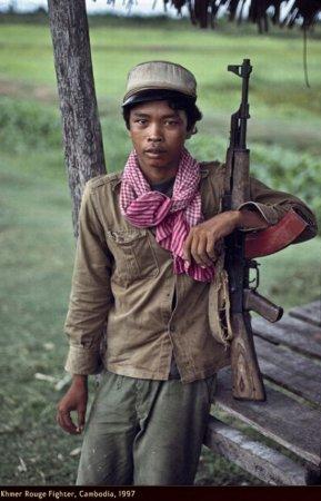 Война через объектив Steve McCurry (33 фото)