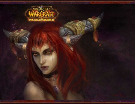 Обои на тему World of Warcraft
