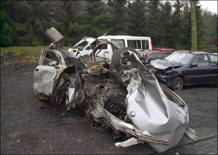 10 самых скоростных аварий