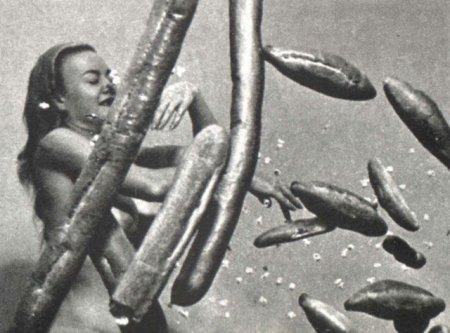 Сюрреализм в фотографии: Сальвадор Дали и Филипп Халсман