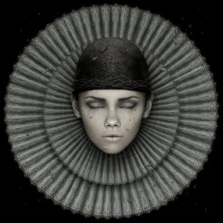 Антон Семенов - мрачные картины (57 фото)