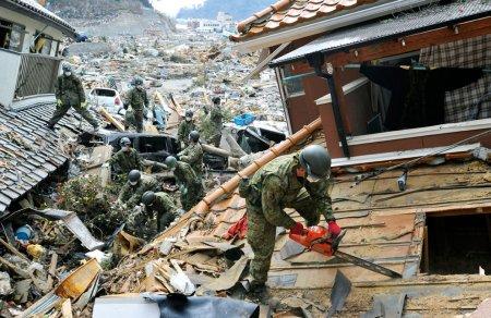 Япония, глазами спасателей