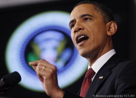 Обама выступил в защиту военной кампании в Ливии