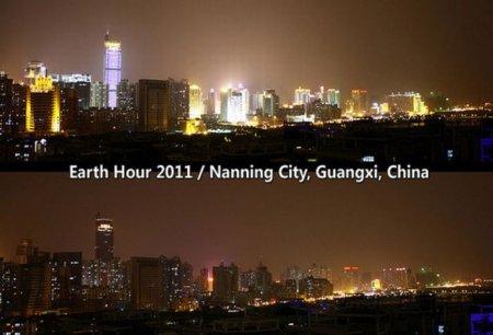Час Земли в мире