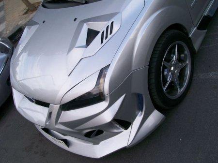 Тюнингованный Ford Focus