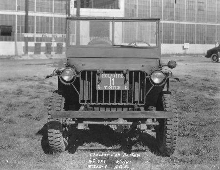 70 лет назад первые джипы заступили на службу