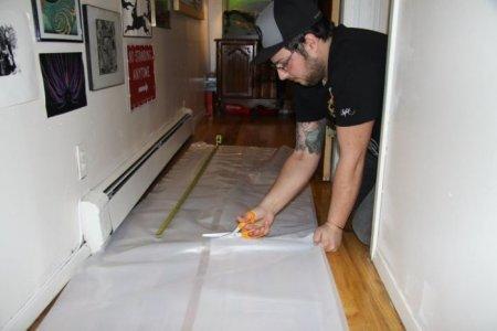 Как сделать комнату маньяка